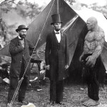 Авраам Линкольн и Существо