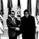 Президент Никсон и Джокер