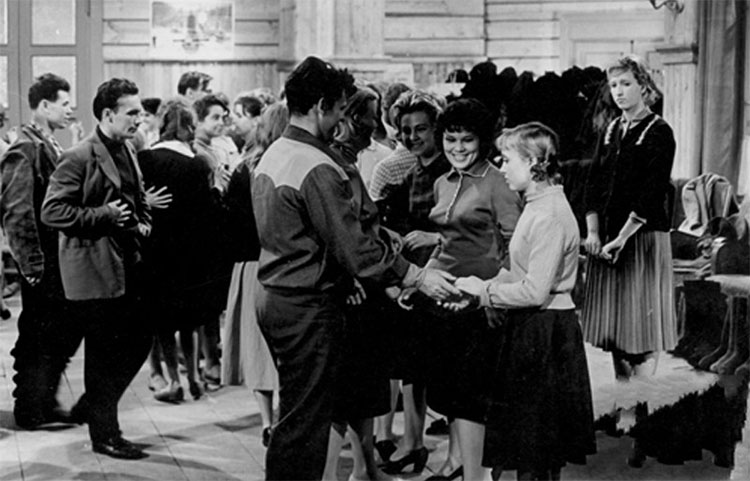 """Девчата"", 1961"