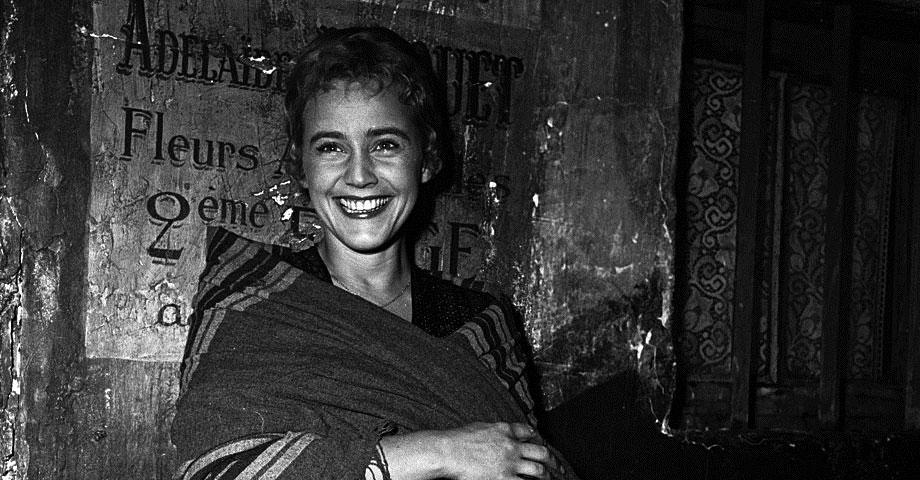 Жервеза, 1956