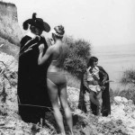 Съемки «Д'Артаньян и три мушкетёра» (1979)