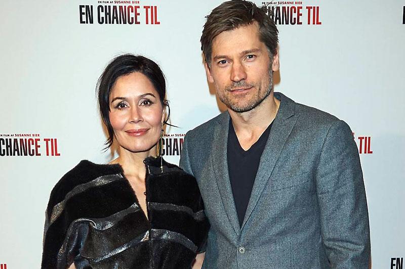 Николай Костер-Вальдау с женой