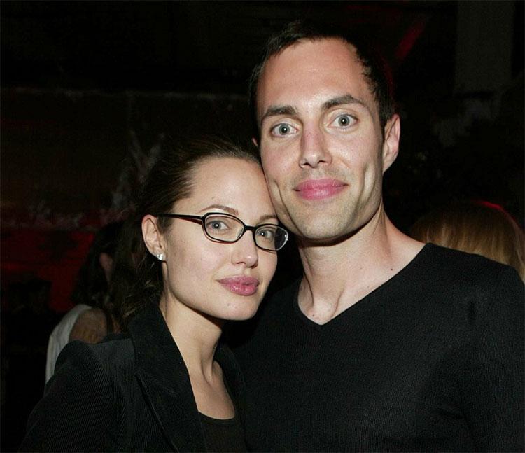 Анджелина Джоли и Джеймс Хейвен