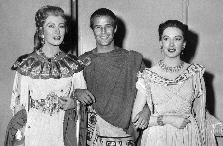 «Юлий Цезарь», 1953